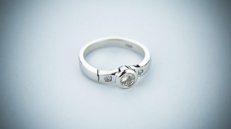 Broken Engagement Ring
